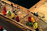 Вуличний фестиваль мистецтв у Сліма