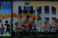 Брайтонський голий велопробіг