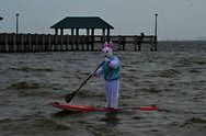 Paddle around the Pier
