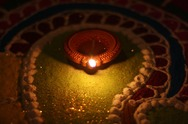 Diwali-festival in Auckland