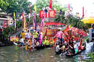 مهرجان قوارب التنين
