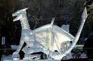 Vyugovey Ice Sculpture Festival