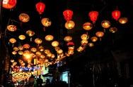 Festival lampiónov v Soule