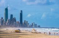 Maratón na pobreží Gold Coast