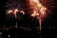 Ohori Fireworks Show