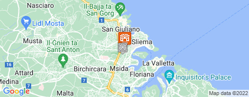 Cartina Geografica Isola Di Malta.Nsts Malta Gzira Recensioni Scuola Di Lingua Malta