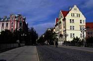 Bahnhofs- und Bismarckviertel
