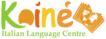 Koiné - Italian Language Centreロゴ