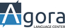 Agora Language Center Логотип