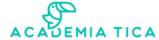 Логотип Academia Tica