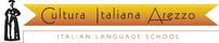 Cultura Italiana Arezzo Логотип