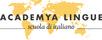 Academya Lingue logotyp