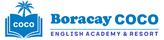 Логотип Coco English Academy