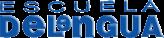 Логотип Escuela Delengua