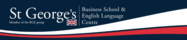 Logotipo de la escuela St George's Business and English Language School