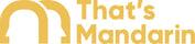 Logo školy That´s Mandarin