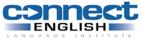 Connect English logo