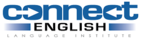 Connect English logo