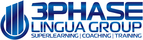 Logo školy 3PHASE Lingua Group