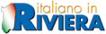 Italiano in Riviera logo