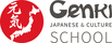 شعار Genki Japanese and Culture School