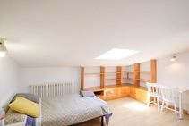 Example image of this accommodation category provided by Academia Iria Flavia