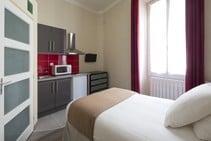 Apart'hotel Ajoupa Studio, Actilangue, Nice - 1