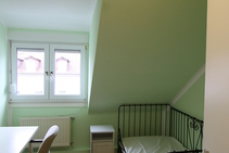Single Room (Bismarckplatz). , Alpha Aktiv, Heidelberg - 1