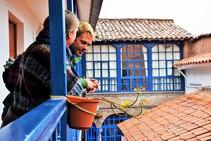 Residence, Amauta Spanish School, Cuzco - 1
