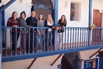 Residence, Amauta Spanish School, Cuzco - 2