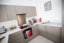 Example image of this accommodation category provided by Britannia English Academy - 2