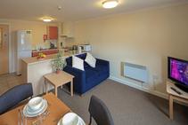 Liberty Point Apartments, Britannia English Academy, Manchester - 1