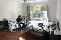 Residence - Twin Room, Byron Bay English Language School, Byron Bay - 1