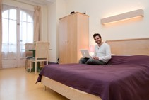 Example image of this accommodation category provided by Cavilam - 1