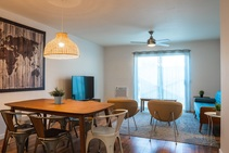 Example image of this accommodation category provided by CEL College of English Language Pacific Beach