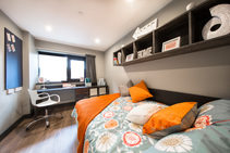 Lumis Student Living (Female Only)., Celtic English Academy, Cardiff - 2