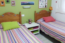 Example image of this accommodation category provided by Cervantes Escuela Internacional - 2