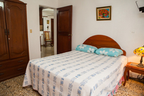 Example image of this accommodation category provided by Dominican Language School
