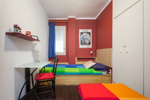 Example image of this accommodation category provided by Expanish - 2
