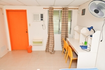 Example image of this accommodation category provided by First English Global College - 2