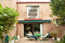 Example image of this accommodation category provided by Good Hope Studies - 2