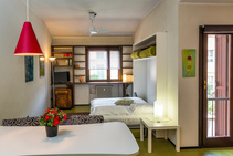 Example image of this accommodation category provided by InClasse - 2