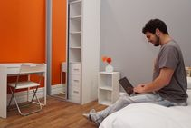 Example image of this accommodation category provided by Kaplan International Languages - 1