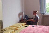 Example image of this accommodation category provided by Linguadue