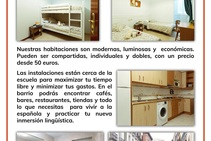 Example image of this accommodation category provided by Native Language College - 1