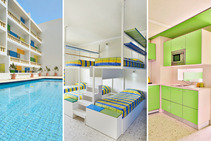 Example image of this accommodation category provided by NSTS Malta
