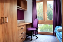 Example image of this accommodation category provided by Oxford School of English - 2