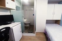 Example image of this accommodation category provided by Rolling Korea