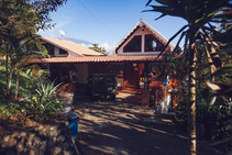 Hostel , Spanish by the River, Turrialba
