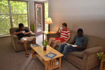 Example image of this accommodation category provided by WESLI Wisconsin ESL Institute - 2